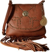 American West Austin Fringe Flap Bag w/ Wallet