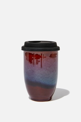 Rubi Double Walled Ceramic Travel Cup