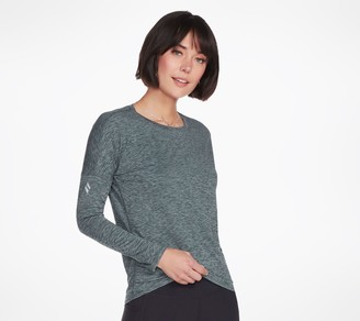 Skechers Apparel Session Long-Sleeve Top