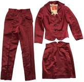 Vivienne Westwood Red Synthetic Jackets