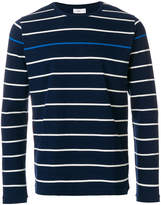 Closed striped longlseeved T-shirt