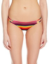 Pilyq Women's Reversible Gemini Bikini Bottom