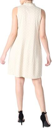 Sandra Darren Sleeveless A-Line Dress
