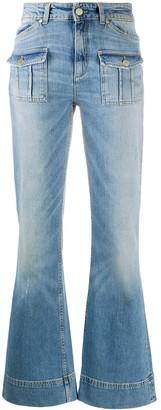 Dorothee Schumacher Flap Pocket Jeans