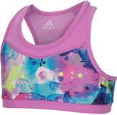 adidas Climacool Print Gym Bra, Big Girls
