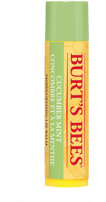 Burt's Bees Moisturizing Lip Balm Cucumber Mint 4.25G