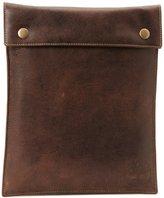 Timberland Men's Leather Ipad Sleeve