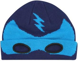 M&Co Superhero beanie hat
