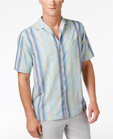Tommy Bahama Men's Silk Cabo Frio Striped Shirt