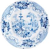 Q Squared S/4 Cambridge Rose Salad Plates, 8