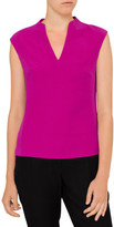 Ted Baker Paysy High V Neck Top