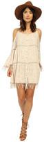 Brigitte Bailey Audrey Boho Fringe Dress