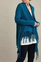 Umgee USA Fringe Knit Cardigan