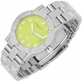 Raymond Weil Parsifal W1 - Women's Lime Dial Stainless Steel Date Watch