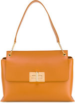 Tom Ford Day shoulder bag - women - Cotton/Calf Leather/Polyester - One Size