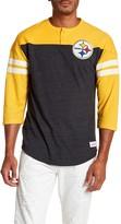 Mitchell & Ness Pittsburg Steelers Henley