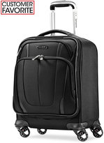 """Samsonite Silhouette Sphere 2 17"""" Spinner Boarding Bag, Available in Ruby Red, A Macy's Exclusive Color"""
