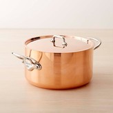 Mauviel Copper Triply Stock Pot