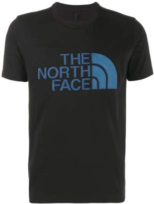 The North Face Black Label logo patch crew neck T-shirt