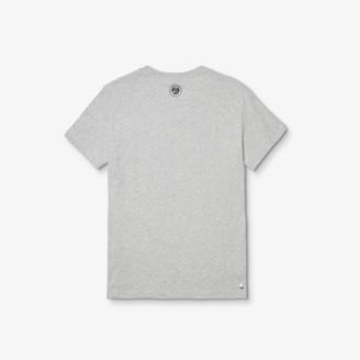 Lacoste Men's SPORT Roland Garros Plant Print T-shirt