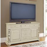 Paula Deen Home Entertainment Wall System in Linen Finish