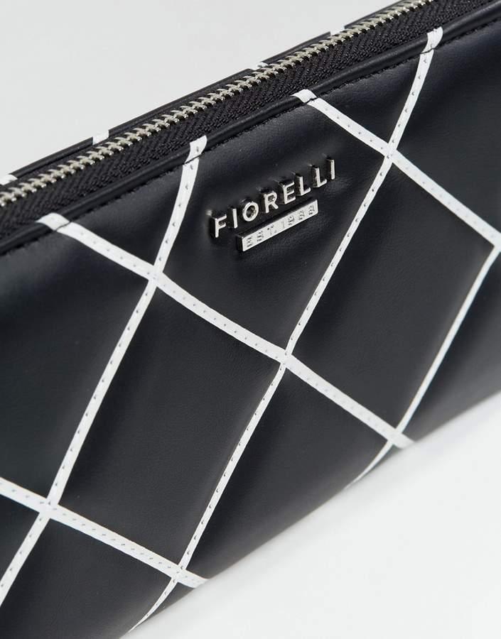 Fiorelli City Large Zip Around Purse