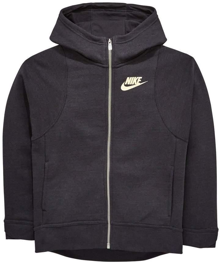 Nike Older Girl Modern Full Zip Hoody