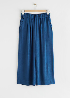 And other stories High Waisted Culottes