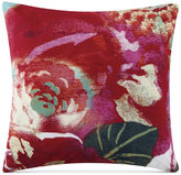 "Tracy Porter Wild Flowers 18"" Square Decorative Pillow"
