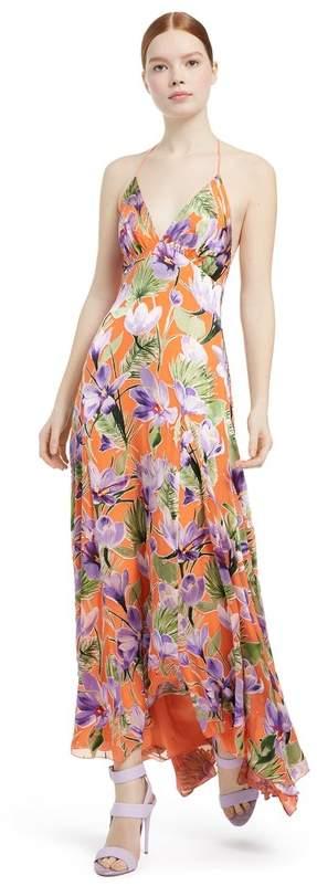 Alice + Olivia Hetty Floral Maxi Dress