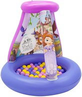Sofia The First Sofia the First Color n' Play Activity Playland with 20 balls Playhouse