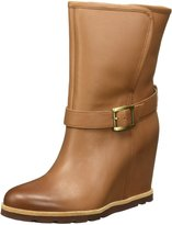 UGG Women's Ellecia Fold Down Wedge Ankle Boot