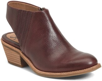 Sofft Arabia Slingback Bootie