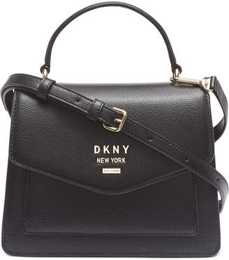 DKNY Whitney North South Top Zip Satchel