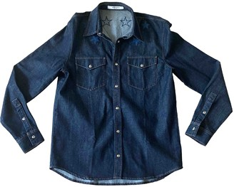 Givenchy Blue Denim - Jeans Shirts