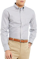 Daniel Cremieux Signature Non-Iron Royal Oxford Solid Long-Sleeve Woven Shirt