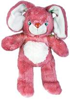 Teddy Mountain Dark Pink Bunny