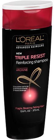L'Oreal Hair Expert Triple Resist Reinforcing Shampoo