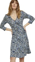 Thumbnail for your product : Tom Tailor Women's 1021380 Wrap Dress
