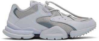 Reebok Classics Grey SSENSE Edition Run.r 96 Sneakers