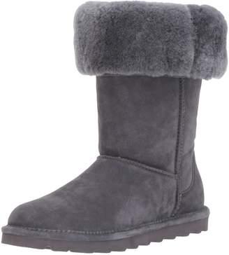 BearPaw ELLE TALL Women's Slouch Boots Slouch Boots Grau (Charcoal 030) 5 UK (38 EU)