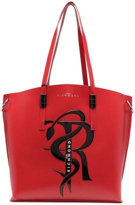 John Richmond Wandix leather shopping bag