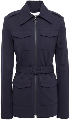 Victoria Victoria Beckham Belted Ponte Jacket