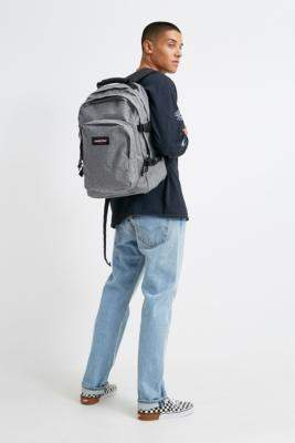 Eastpak Provider Grey Backpack - grey at Urban Outfitters