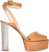 Giuseppe Zanotti Design Betty sandals - women - Leather/Patent Leather - 40