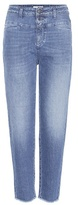 Closed Pedal Icon `85 High-rise Cropped Boyfriend Jeans