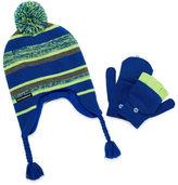 Weatherproof Hat & Glove Set - Boys