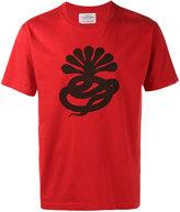 Neighborhood x FUCT SSDD short sleeve T-shirt - men - Cotton - M