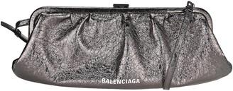 Balenciaga Cloud XL Clutch Bag