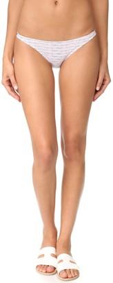 Eberjey Women's Lines Piper Bikini Bottom